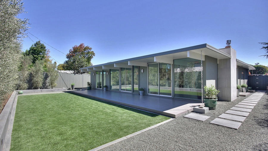 Eichler Real Estate Home Tracts Living