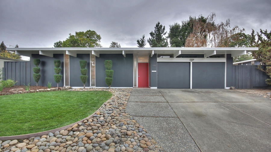 Eichler Homes Pictures eichler real estate | eichler home tracts | eichler living