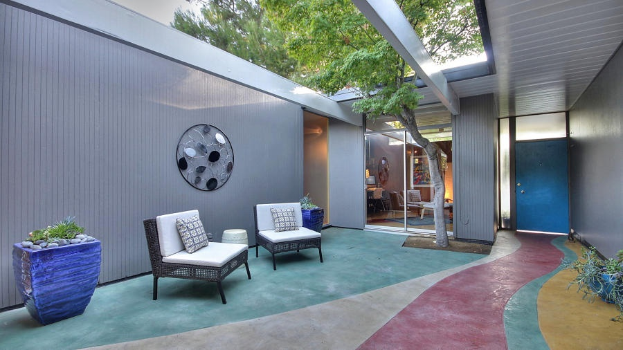 eichler homes for sale