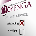 the Boyenga Team has OUTSTANDING Service!