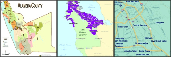 San Diego Zip Code Map Pdf.Silicon Valley Zip Codes I Silicon Valley Homes For Sale I Santa